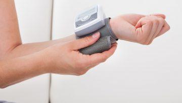 Blutdruck messen: Vermeiden Sie Fehler